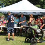 SuperOne provided great food at Community Days