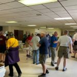 More action inside at the 44th Annual Gem and Mineral show!