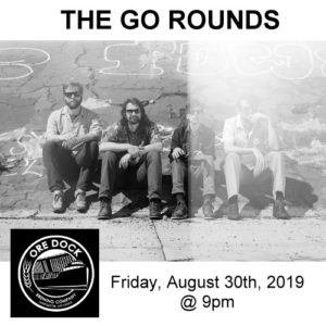 Shop with UPBargains.com and get tickets to see The Go Rounds while supplies lasts.