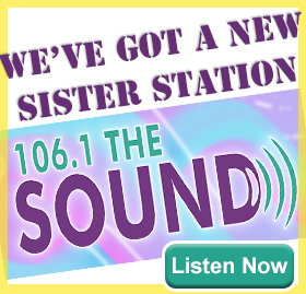 Our Sister Station 106.1 The Sound