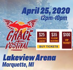 Get Grace Festival Tickets Now