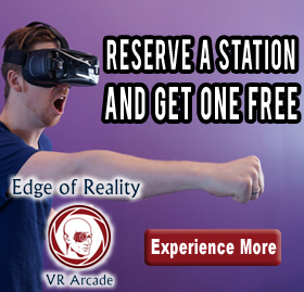 Reserve A Station and Get One Free