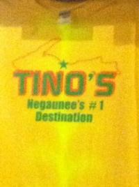 Tino's Pizza 220 Iron St Negaunee, MI 49866 (906) 475-6832