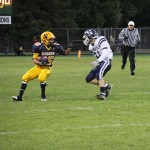 Negaunee Miners VS Norway Knights -- Friday, September 30, 2011