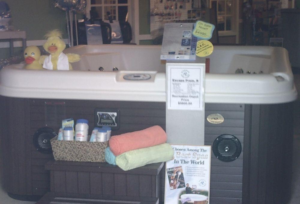 GLR 3rd Quarter Hot Tub Giveaway