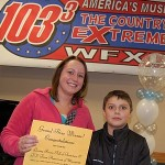 Meghann Babcock of Negaunee Wins Christmas To Remember 2011