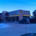 Fresh Looking McDonald's of Ishpeming