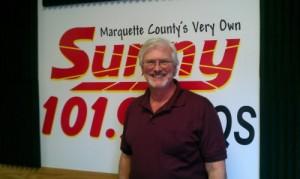 Negaunee Miners Boys Basketball vs Ishpeming Hematites on Sunny.FM 03 /07/14