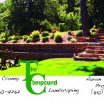 The Coumpounf for Landscaping-- for your Oasis!
