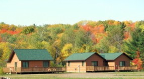 Country Village RV Resort--Cabin Rentals