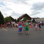 Negaunee Pioneer Days Parade Negaunee Michigan Irontown Miners