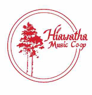 Hiawatha Music Co-Op Logo
