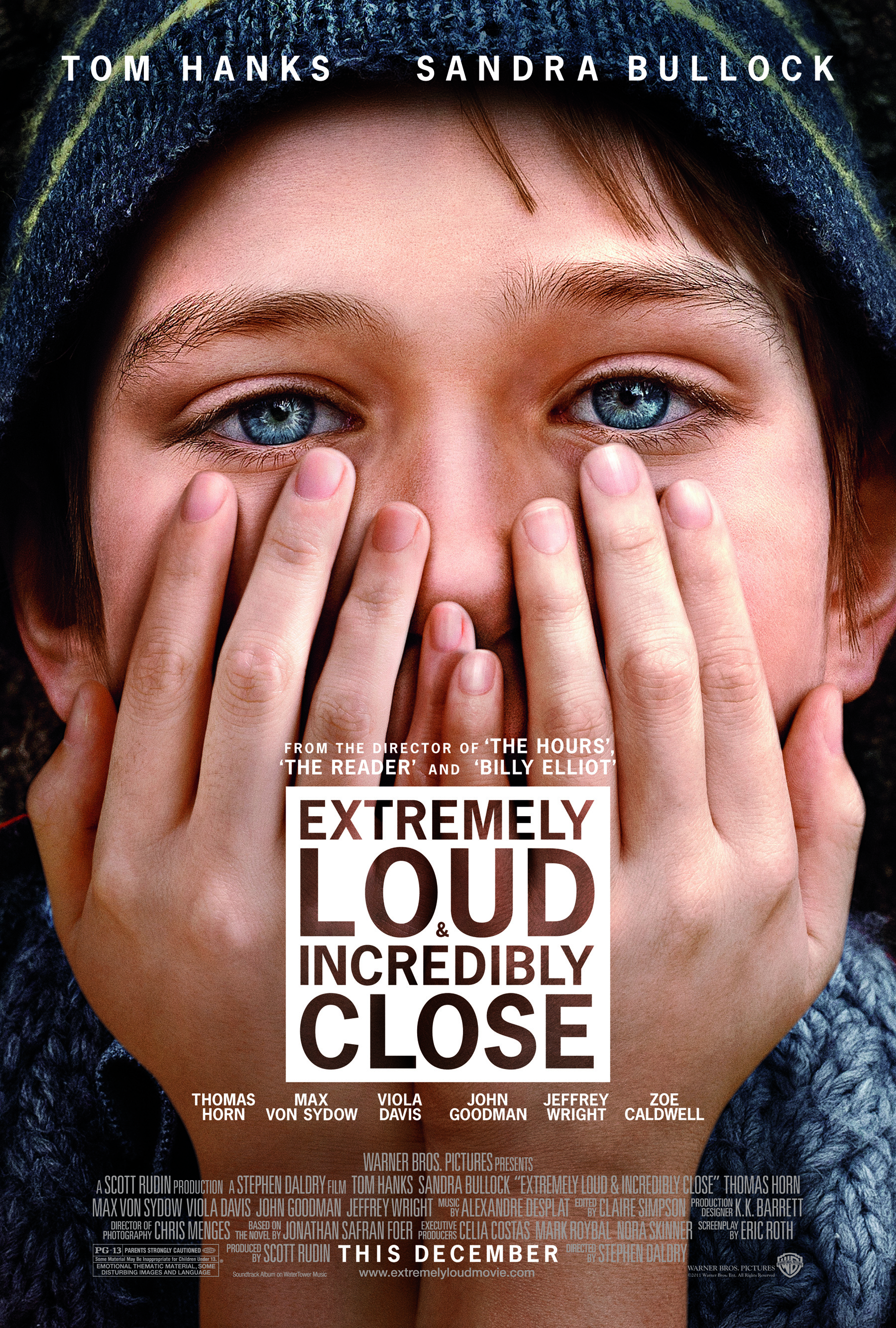 Extremely Loud And Incredibly Close Movie Poster