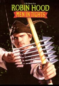robin hood men in tights poster