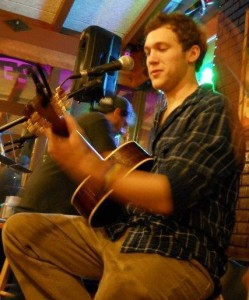 Photo Courtesy Of Phillip Phillips Facebook Page