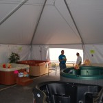 Rec Depot of Marquette Truckload HOT TUB SALE - Broadcast Live August 4th by Major Discount, Todd Noordyk, from 1-4p along 2152 US 41 West Marquette, Michigan 49855 - (906) 226-6630 - Under the Tent