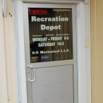 Recreation Depot 2152 US 41 West Marquette, Michigan 49855 - Across from Pizza Hut - (906) 226-6630 - Fireplaces - Hot Tubs - Billiard Supplies - Open 9a - 6p Monday Through Friday & Saturdays 10a-3p