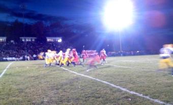 Marquette Redmen football