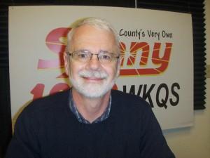 Messiah Lutheran Pastor Dave Van Kley.