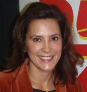 Gretchen Whitmer, Senate Democratic Leader