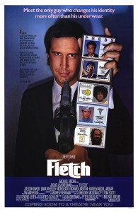 Fletch Movie Poster