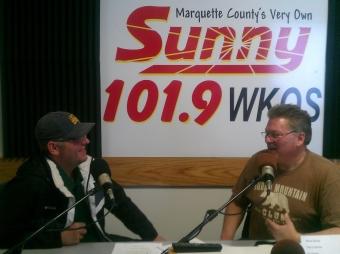 Dan Adamini talks with Jon Kivela