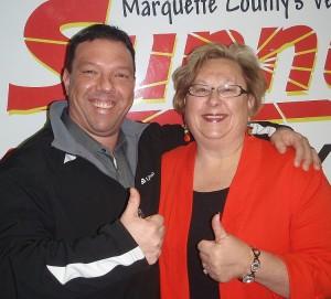 Curt Hewitt & Norma Semashko of Start The Cycle.