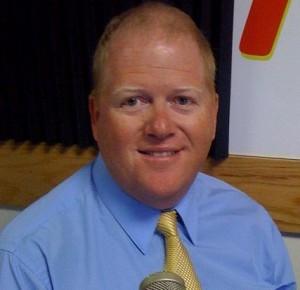 Mike Morgan, President, Marquette Kiwanis Club.