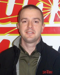 Dan Blondeau, Communications Dir., Eagle Mine.