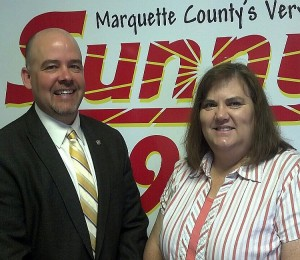 Range Bank CFO and Marquette Co. YMCA CEO Lisa Coombs-Gerou.