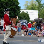 Patriotic Drummer