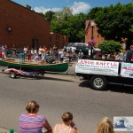 Canoe Raffle - Harbor Fest August 23-24