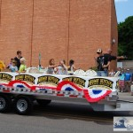Midway Rentals and Sales in 4th of July Parade
