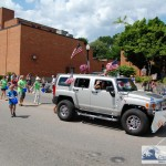 BioLife on Marquette City 4th of July Parade