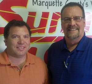 Mike Smith and Rich Rossway of Teaching Family Homes.