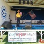 Debbis Was MC for the Sunny.FM Texaco Country Showdown