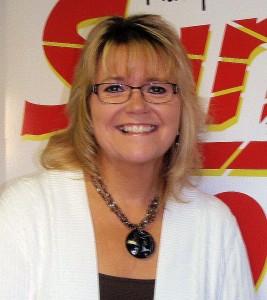 Committee Chair LeAnne Kachmarsky.