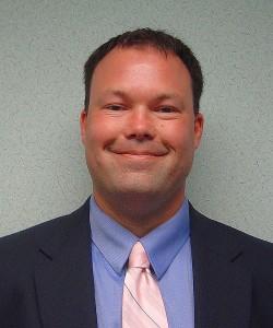 Marquette Area Public Schools Interim Superintendent William Saunders.
