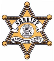 Marquette County Sheriff.