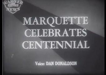 Marquette Michigan Centennial 1949