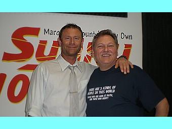 Guy Lasich (L) and Dan Adamini (R) - ShineOnMarquette.com