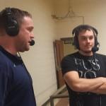 Negaunee Miners Boys Basketball vs Gwinn Modeltowners on Sunny.FM 02/27/14