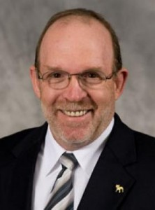 NMU President Fritz Erickson.
