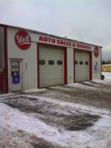 Ideal Auto Sales and Services.