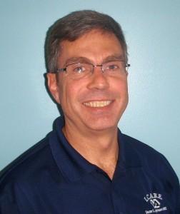 Brad Nelson, Public Affairs Officer, Oscar G. Johnson VA Medical Center.