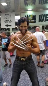 Super sweet Wolverine Costume