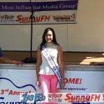 Brooke Brauer (Miss Teen UP) with the winners from the Country Showdown