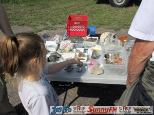 39th Annual Gem and Mineral Show Ishpeming Michigan August 2 2014 Sunny FM 009