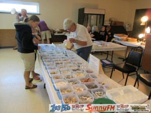39th Annual Gem and Mineral Show Ishpeming Michigan August 2 2014 Sunny FM 020