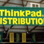 NMU Laptop Distribution at the Superior Dome in Marquette
